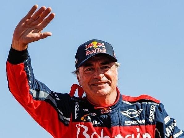 Carlos Sainz ist laut einer Umfrage der Favorit der WRC-Fans