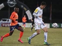 Manfred Gollner (r.) wird ab Sommer wieder für den TSV Hartberg spielen