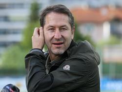 Franco Foda spricht seinem ehemaligen Klub Mut zu