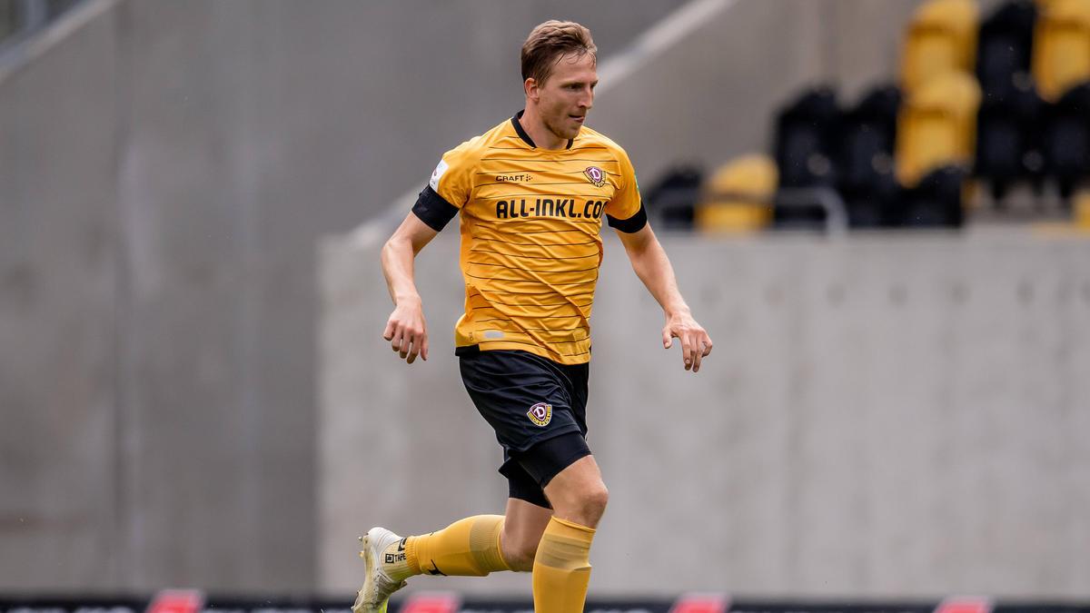 Hartmann geht in seine achte Saison mit Dynamo