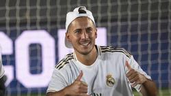 Eden Hazard ist wohl neuer Rekordtransfer von Real Madrid