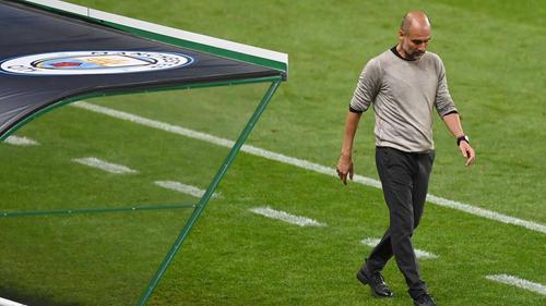 Pep Guardiola erlebte mit ManCity eine herbe Enttäuschung in der Champions League