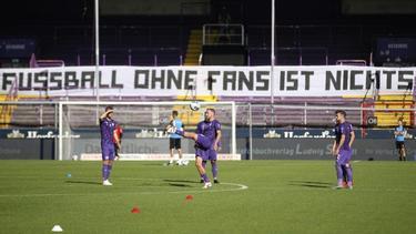 Der VfL Osnabrück würde gerne 999 Fans ins Stadion lassen