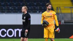 Sebastian Rode und Kevin Trapp stehen bei Eintracht Frankfurt unter Vertrag