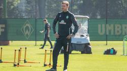 Mit Werder Bremen bereits massiv unter Druck: Florian Kohfeldt