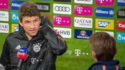 Führungsspieler beim FC Bayern: Thomas Müller