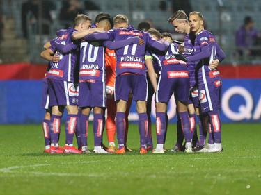 Die Austria zieht verdient in die nächste Runde des ÖFB-Cups ein