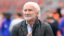 Rudi Völler von Bayer Leverkusen