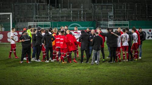 Rot-Weiss Essen sorgt für eine Überraschung im DFB-Pokal