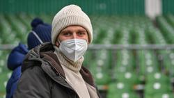 Niclas Füllkrug meldet sich bei Werder Bremen zurück
