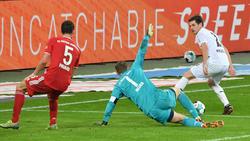 Ex-BVB-Profi Jonas Hofmann traf zweimal für Gladbach gegen den FC Bayern