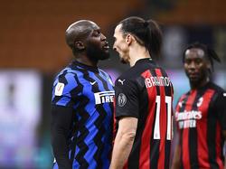 "Ibrahimović beschimpfte Lukaku als ""kleinen Esel"""