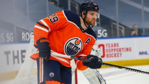 Leon Draisaitl sucht mit den Edmonton Oilers nach der Form