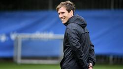 Hat bei Bayer Leverkusen die Nachfolge von Trainer Peter Bosz angetreten: Hannes Wolf