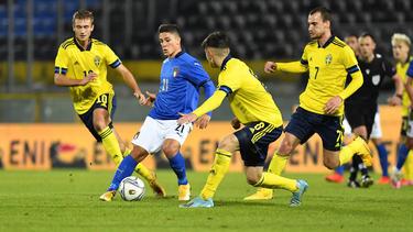 Italien hat den EM-Auftakt in den Sand gesetzt