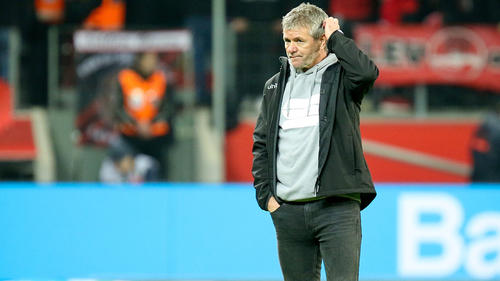 Friedhelm Funkel übernimmt das Traineramt beim 1. FC Köln