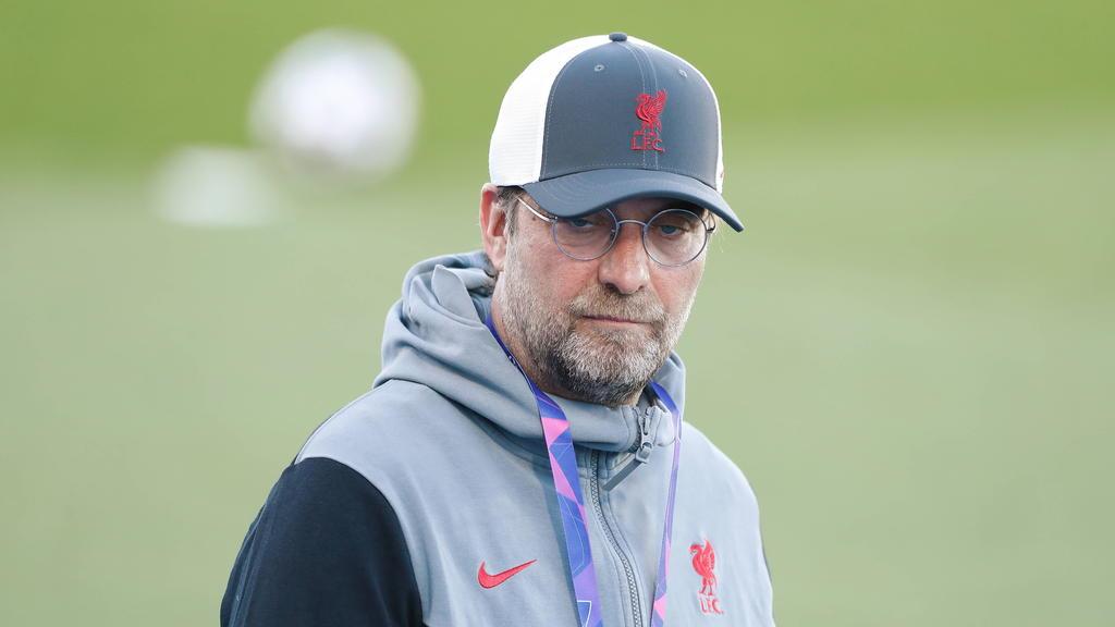 Jürgen Klopp steht mit dem FC Liverpool vor dem Aus