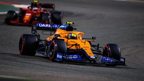 Lando Norris fuhr in Bahrain auf einen starken vierten Platz