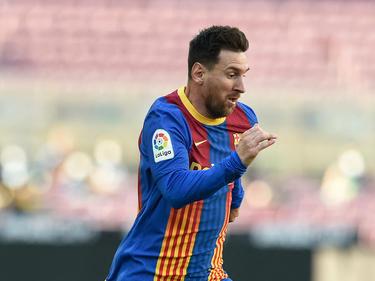 Ein Tor von Lionel Messi war für den Sieg zu wenig