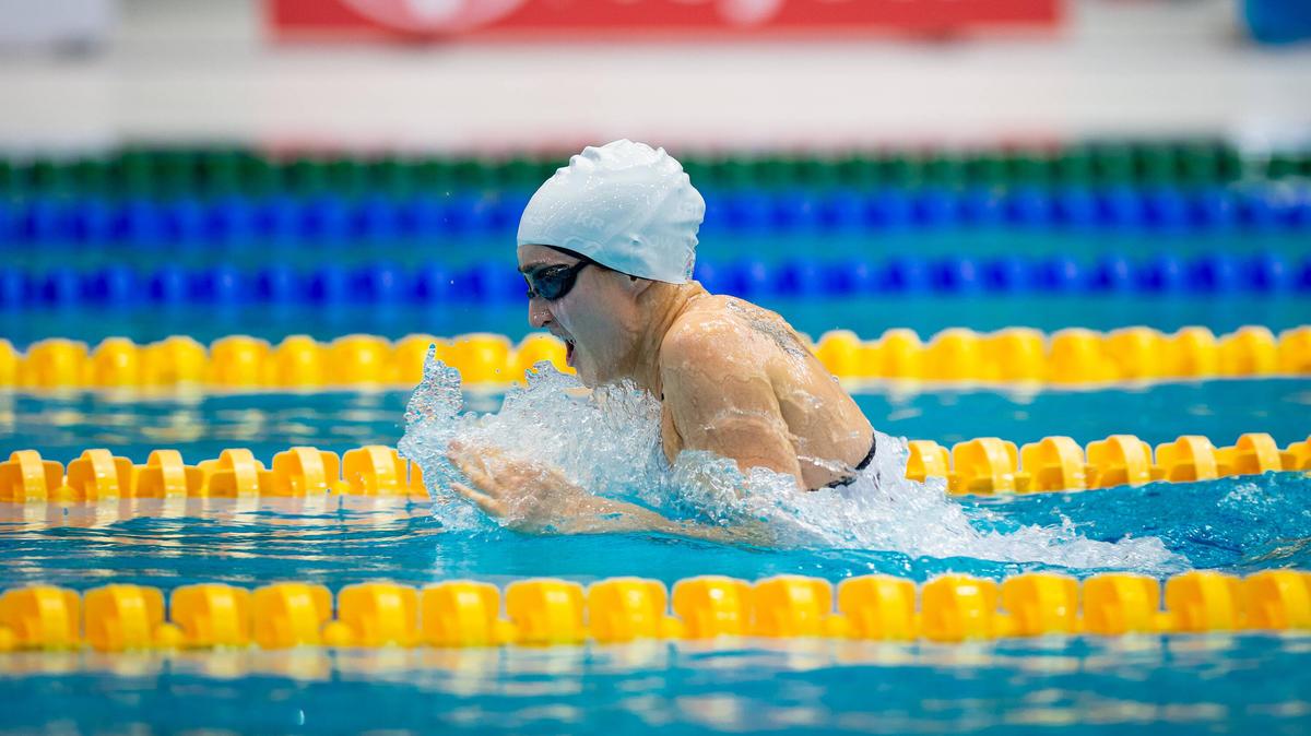 Elena Krawzow sicherte sich in ihrer Startklasse den Titel