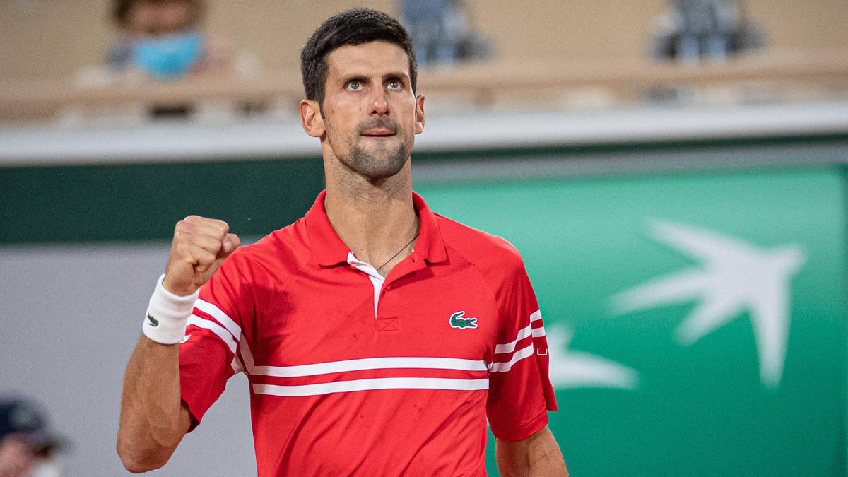 Novak Djokovic geht selbstbewusst ins Duell mit Rafael Nadal