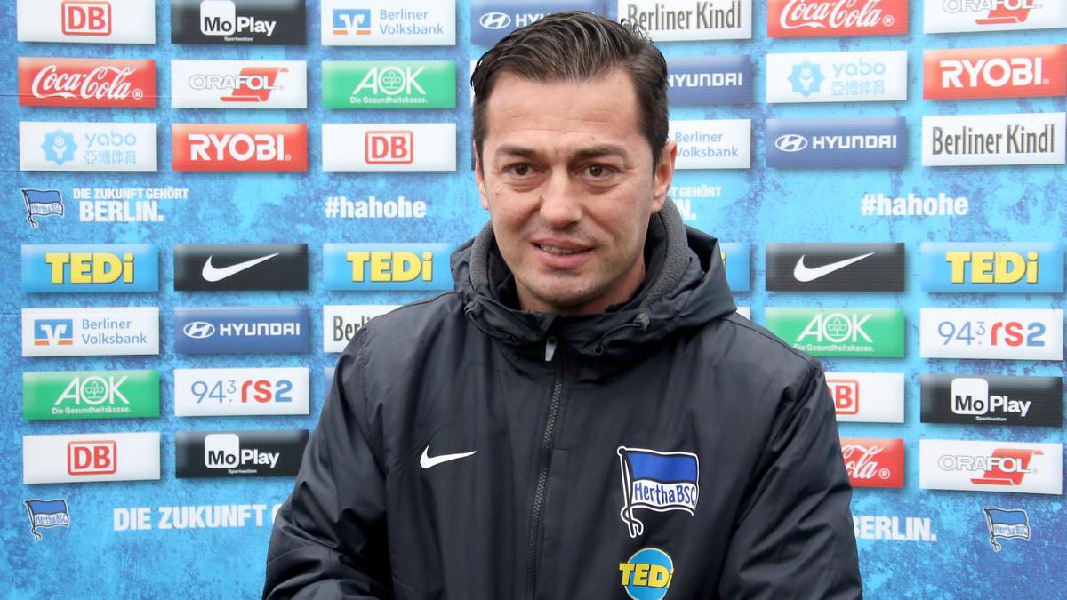 Ante Covic übernimmt die U23 von Hertha BSC