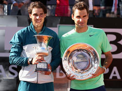 "Nadal besiegt Federer im 30. ""Clásico"""