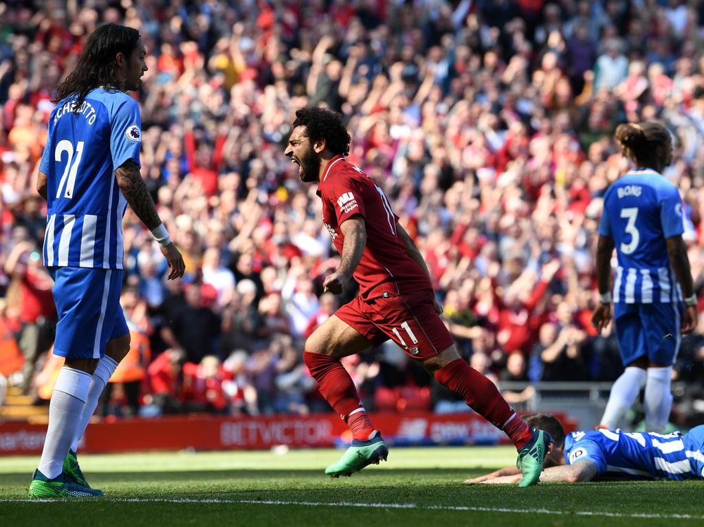 Der FC Liverpool spielt erneut in der Champions League