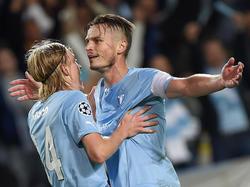 """Markus Rosenberg spielt bei seinem """"Herzensverein"""" Malmö FF das letzte Jahr"""