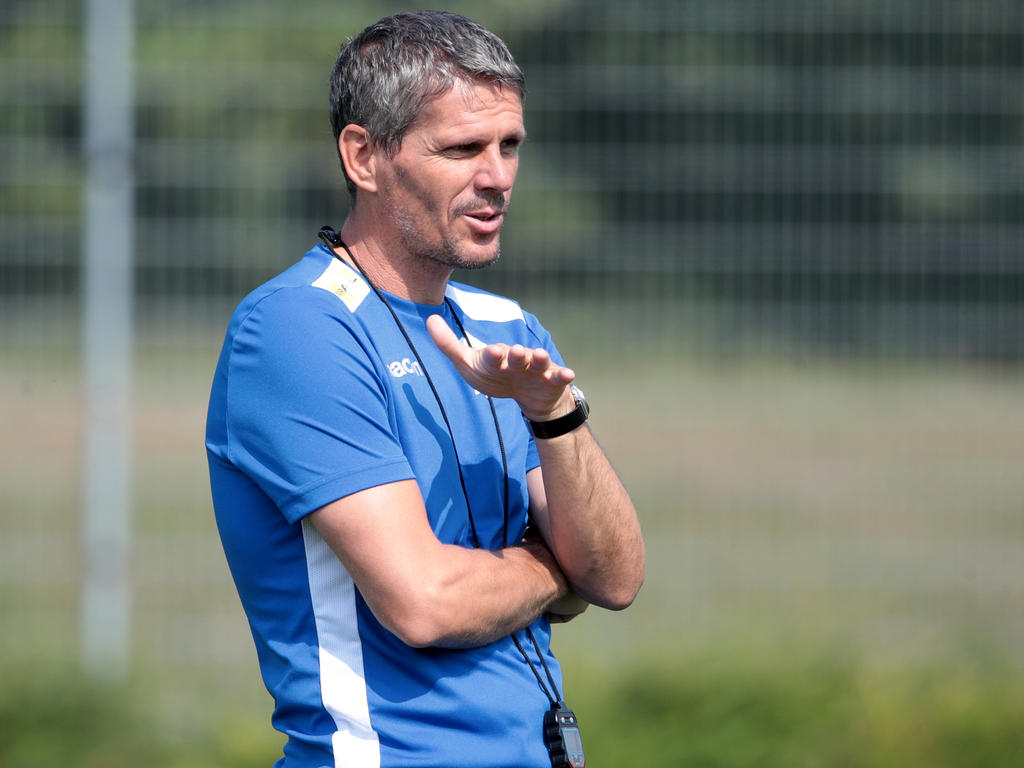 Dietmar Kühbauer tritt am Samstag gegen den Ligakrösus an