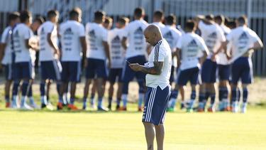 Jorge Sampaoli bleibt vorerst Trainer Argentiniens