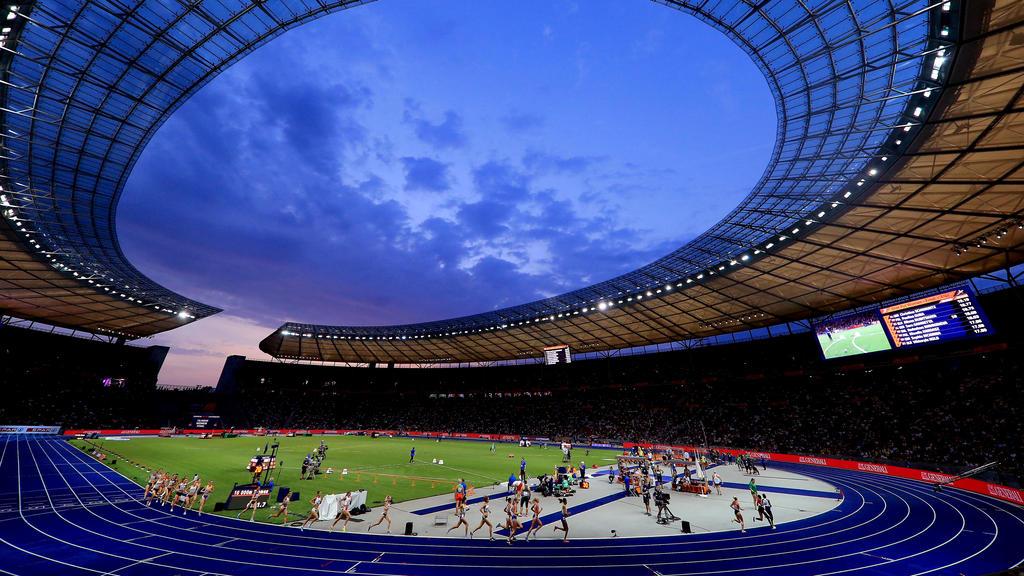 Im Olympiastadion in Berlin wurde bereits Geschichte geschrieben