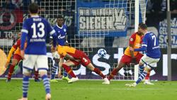 Schalke 04 setzt sich mich 2:0 gegen Galatasaray durch