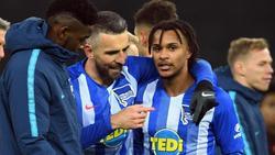 Valentino Lazaro avancierte zum Held bei Hertha BSC