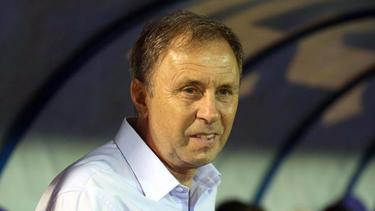 Milovan Rajevac ist nicht mehr Trainer der thailändischen Nationalmannschaft