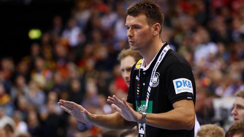 Bundestrainer Christian Prokop reicht ein Unentschieden gegen Polen