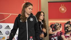 Sara Däbritz und Melanie Leupolz gehören zu den erfahrenen Spielerinnen im Team