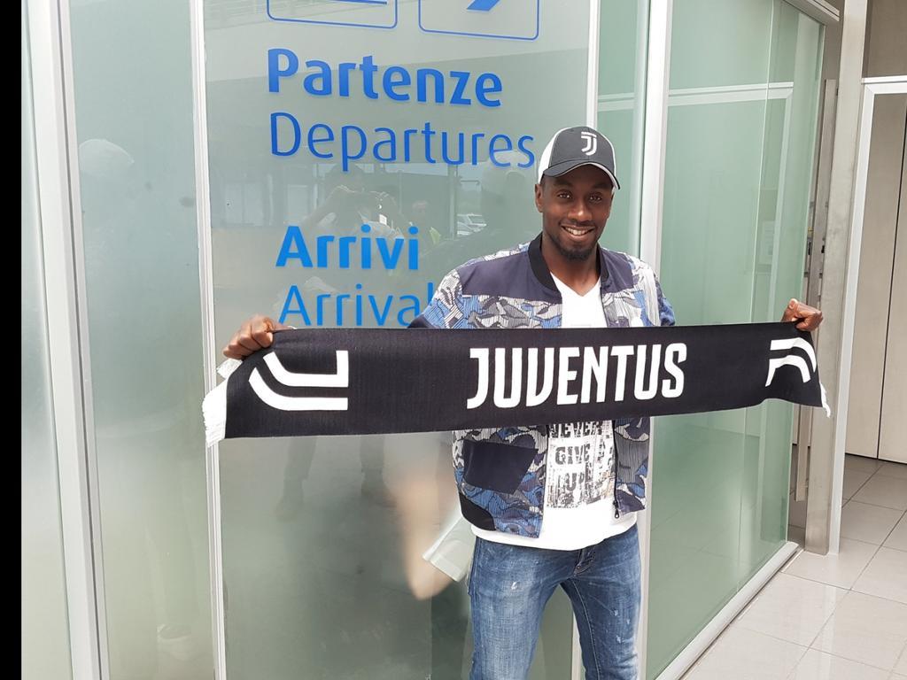Blaise Matuidi steht kurz vor einem Wechsel zu Juventus Turin /Bildquelle: Twitter / @Juventusfcen
