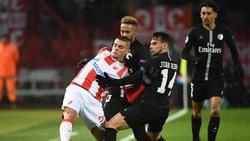 Dejan Joveljic (l.) soll in Frankfurt Luka Jovic ersetzen