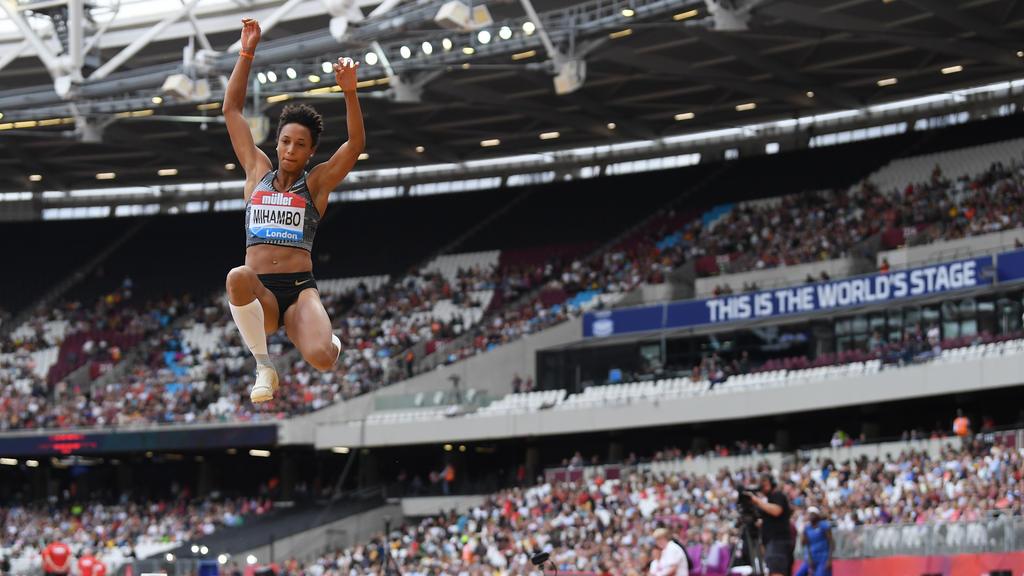 Malaika Mihambo fliegt zur WM nach Doha