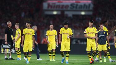 Los amarillos no supieron contrarrestar a su rival.
