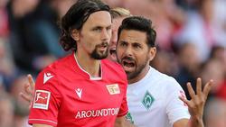 Claudio Pizarro bei Werder Bremen auf ungewohnter Position