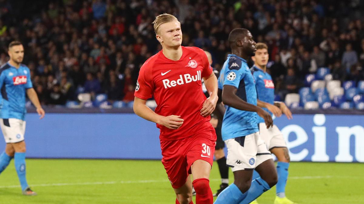 Wird unter anderem von BVB und FC Bayern beobachtet: Erling Haaland