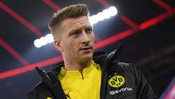 BVB-Kapitän Marco Reus nahm kein Blatt vor den Mund