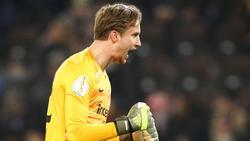Steht vor der Rückkehr ins Tor von Eintracht Frankfurt: Frederik Rönnow