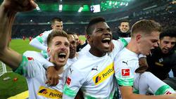 In Gladbach träumt man nach dem Sieg gegen den FC Bayern von der (Herbst-)Meisterschaft