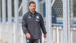 Dimitrios Grammozis will mit dem FC Schalke 04 angreifen