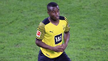Youssoufa Moukoko vom BVB will nun bei der deutschen U21 für Furore sorgen