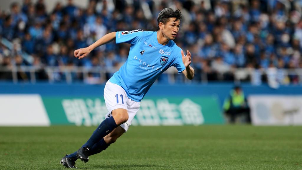 Kazuyoshi Miura hängt noch eine Saison dran