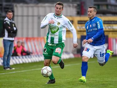 Christopher Drazan spielte auch schon für Austria Lustenau in der zweiten Liga
